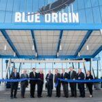 Blue Origin ribbon-cutting in Huntsville