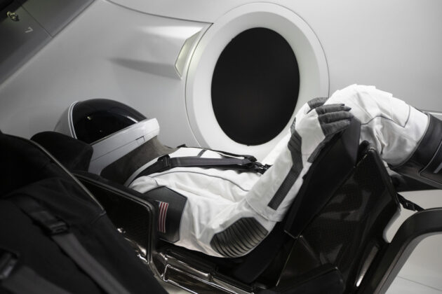 SpaceX expands space tourism with flight in astronaut capsule