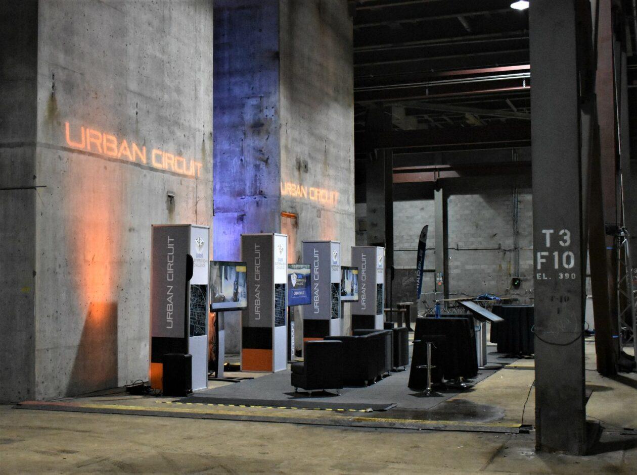 Subterranean Challenge lounge
