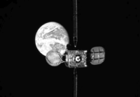 View of Intelsat-901 satellite