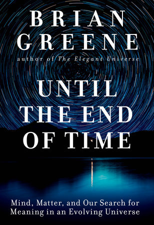 """""""Beyond the End of Time"""" book cover"""