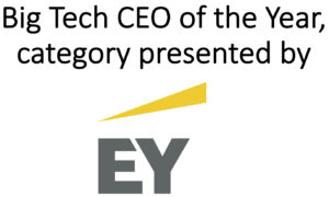 Awards 2020 big tech ceo EY