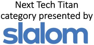 Next Tech Titan presented by Slalom