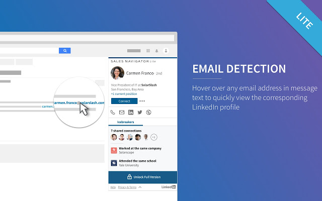 LinkedIn cites 'low adoption' for decision to end Sales Navigator integration with Gmail