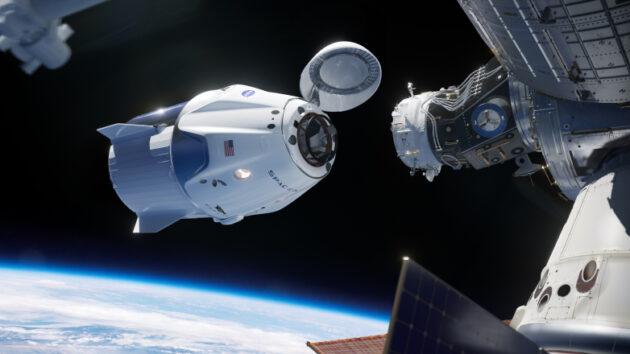 SpaceX docking