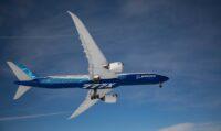 Boeing 777X jet