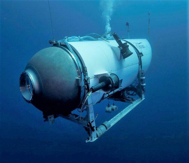 OceanGate Titan submersible