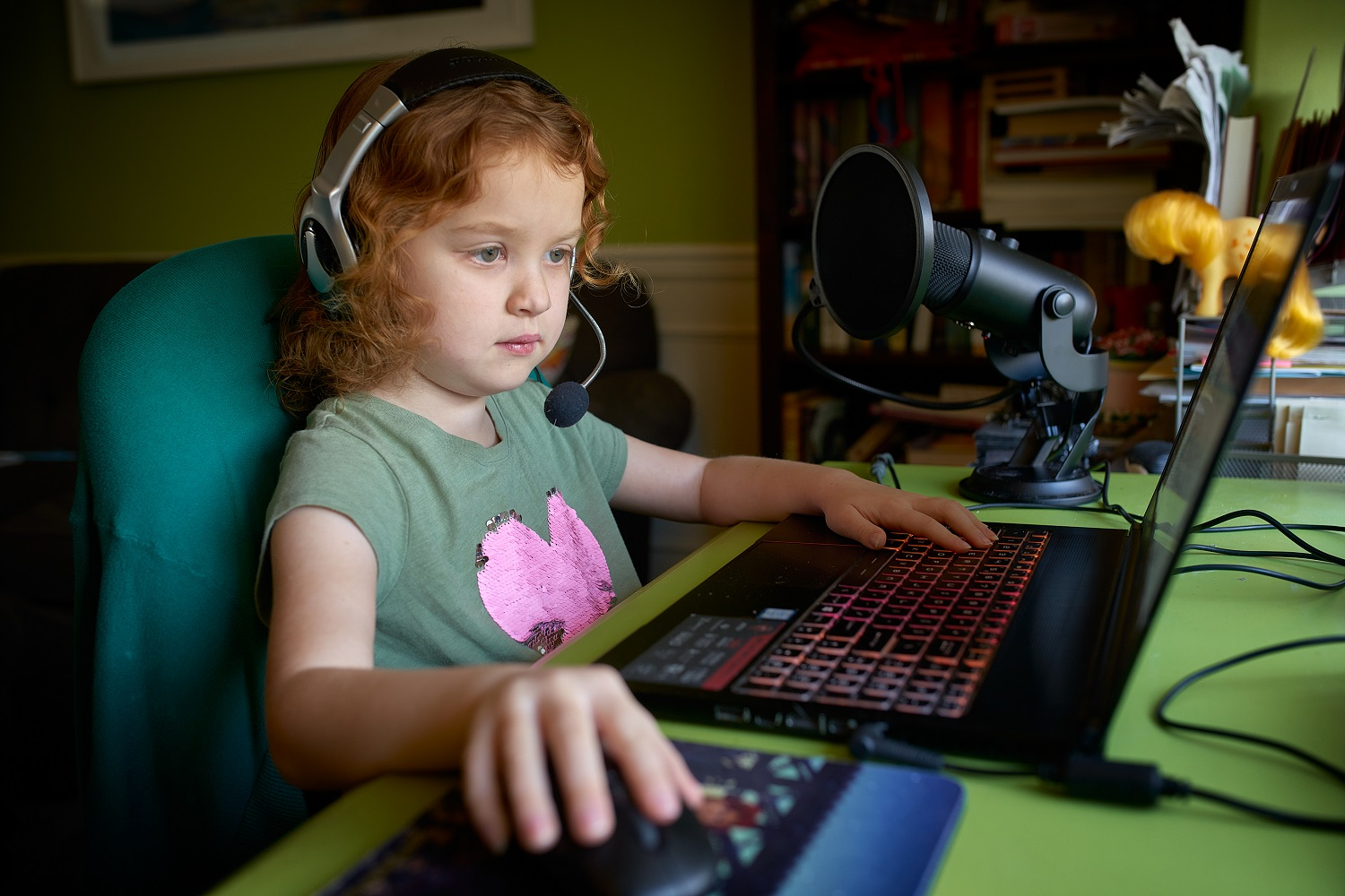 'Classroom to Cloud': What happened when coronavirus forced my kid's school to go online