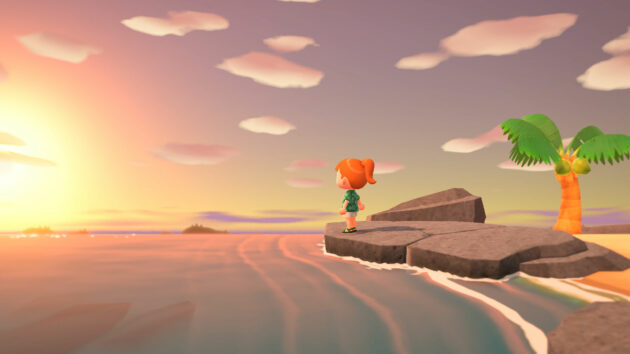 Nintendo S Animal Crossing New Horizons Is An Island Escape For