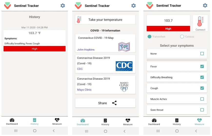 Real-time fever tracking: How a Seattle startup quickly altered its roadmap to help with COVID-19