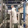Blue Origin 3-D printing