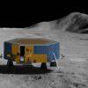 XL-1 lunar lander