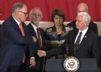Inslee and Pence