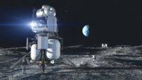المسبار القمري الأزرق