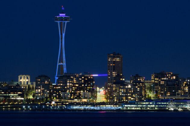 In Seattle And Across U S Light It