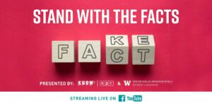 Stand with the Facts: How to spot fact from fiction during a pandemic