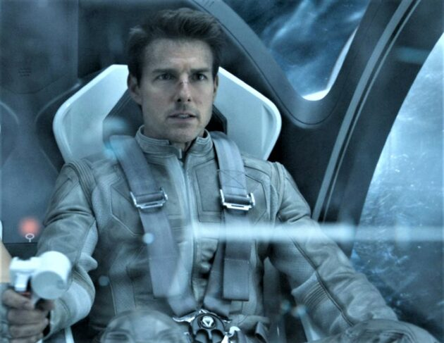 Tom Cruise aims higher with movie shot on space station