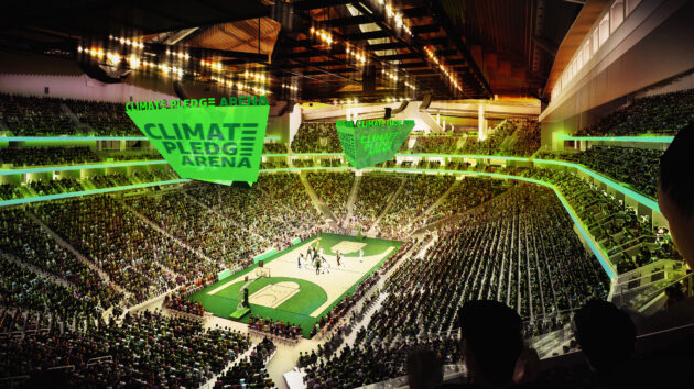New NHL Seattle Arena will be called 'Climate Pledge Arena'