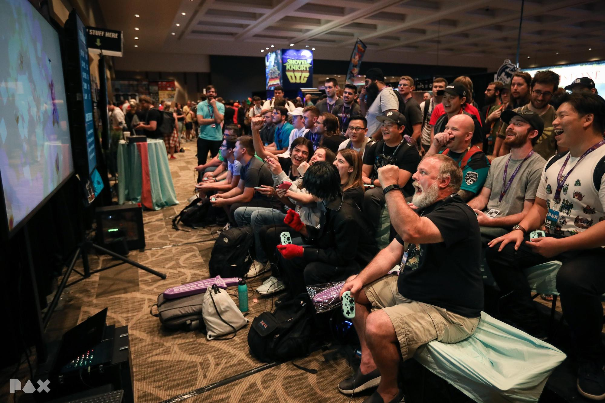 PAX with people: This year's Penny Arcade Expo in Seattle will be a live, in-person event