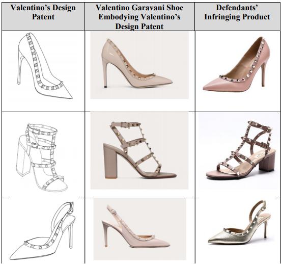 Amazon joins Valentino in Rockstud