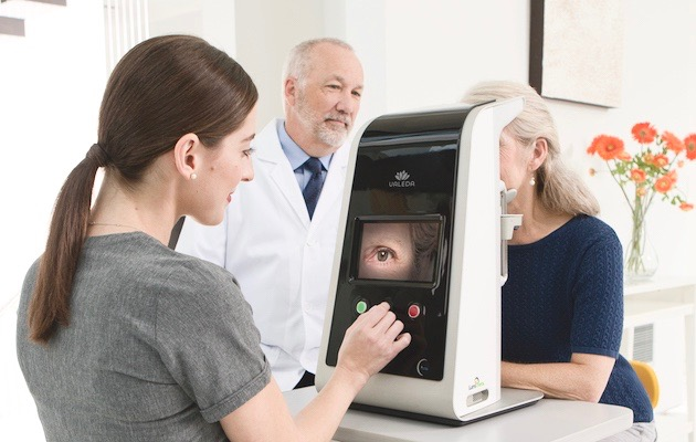 Medical device startup LumiThera raises $14M to further develop treatment for ocular disorders
