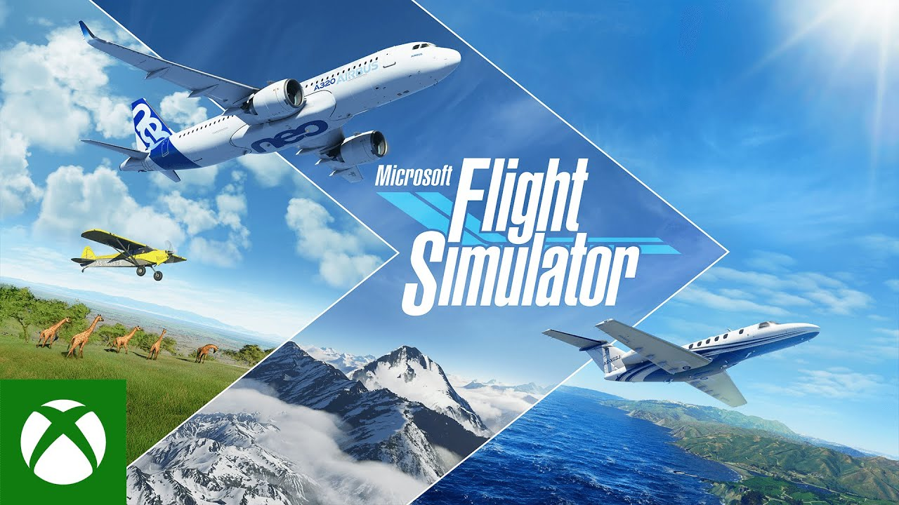 Microsoft Flight Simulator' will take to the skies via PC next month in  refresh of classic - GeekWire