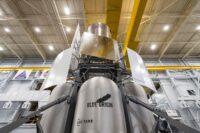 登月飞行器模型