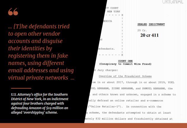 I M So In The Mood To F K Amazon Whatsapp Thread Cited In Alleged 19m Overshipping Scam Geekwire