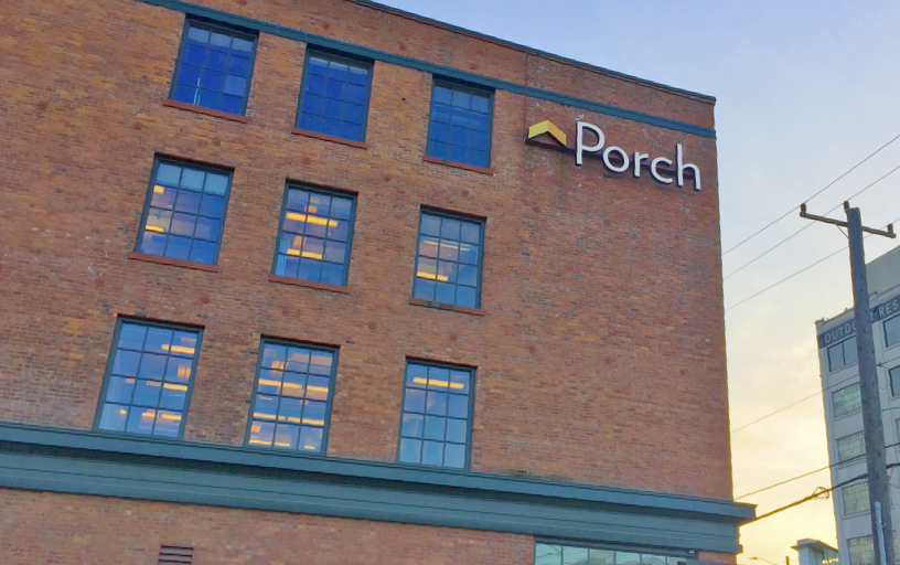 Porch to go public at $523M valuation in SPAC deal, marking new era for real estate tech company