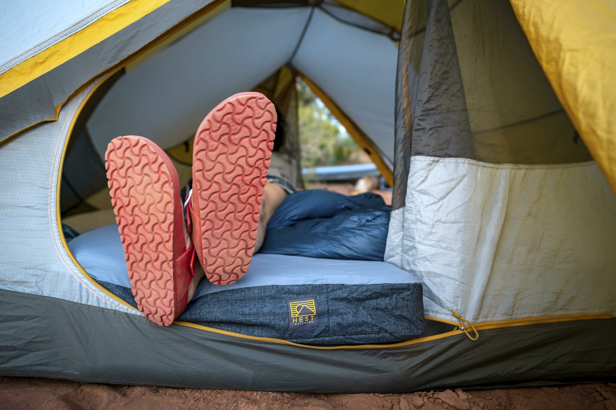 Seattle startup led by former K2 exec raises $950K to help you sleep better while camping