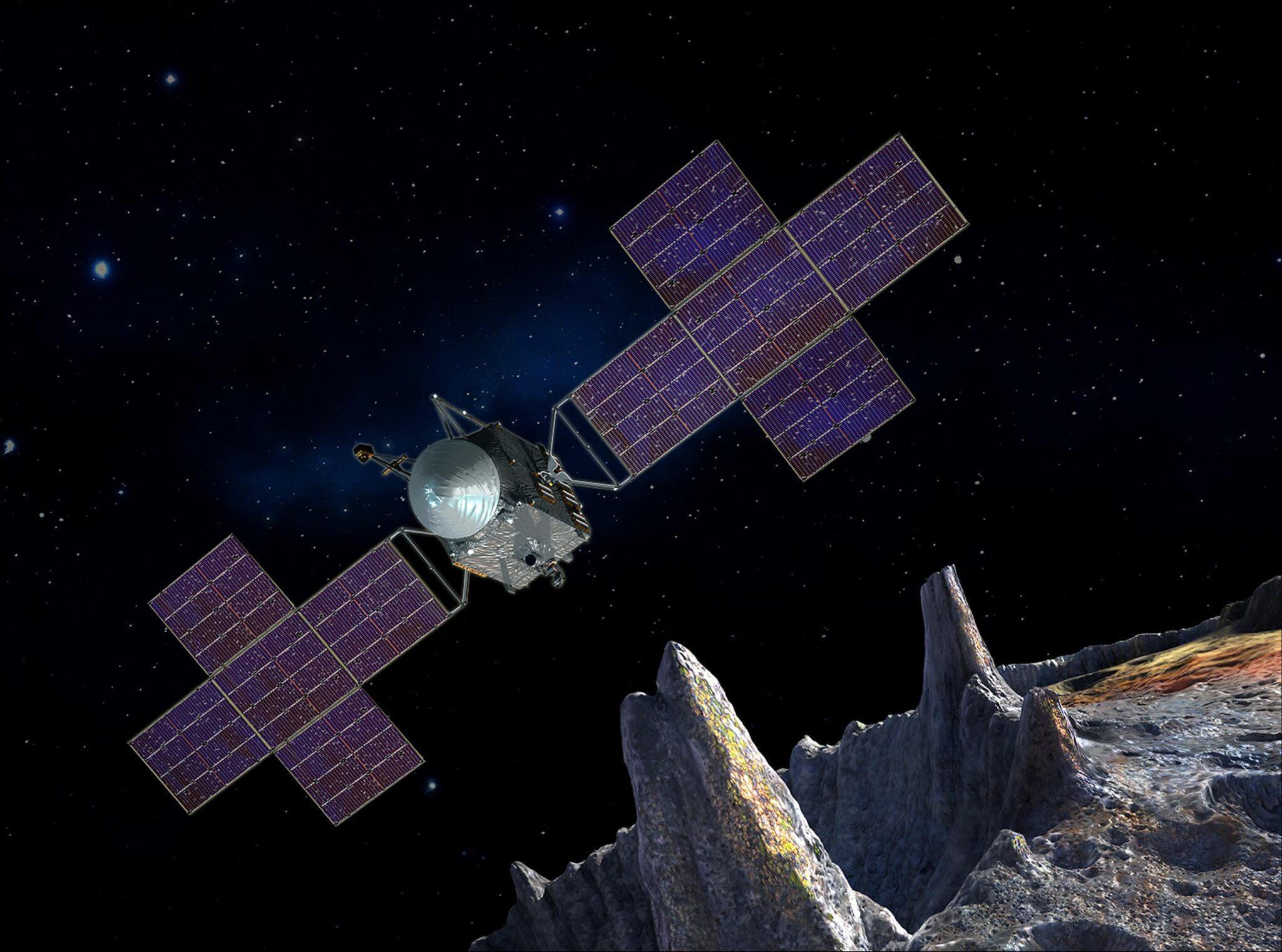 First Mode wins $1.8M contract to build hardware for Psyche mission to asteroid