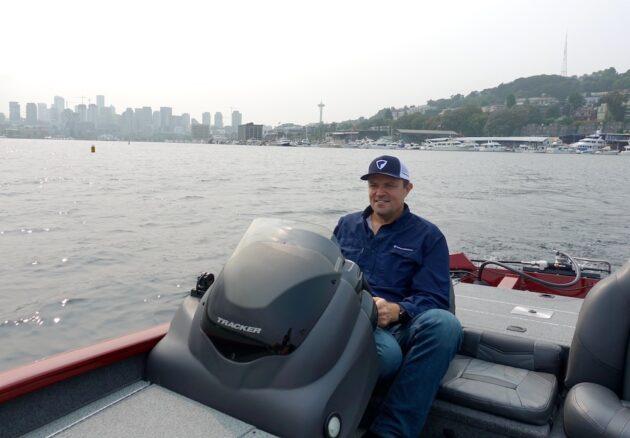 Pure Watercraft lève 23,4 M $ pour développer son moteur hors-bord électrique