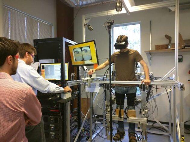 Seattle startup HaptX lands grant to build full-body 'robotic exoskeleton' for virtual reality