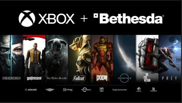 Analysis: Microsoft's acquisition of Bethesda is a massive disruption for  the video game industry - GeekWire