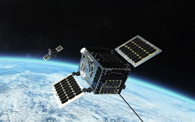 HawkEye 360 satellites