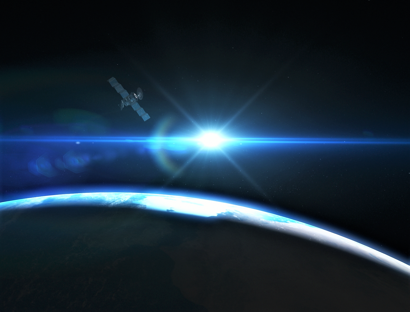 Microsoft partners with SpaceX's Starlink satellite service for Azure Space cloud platform