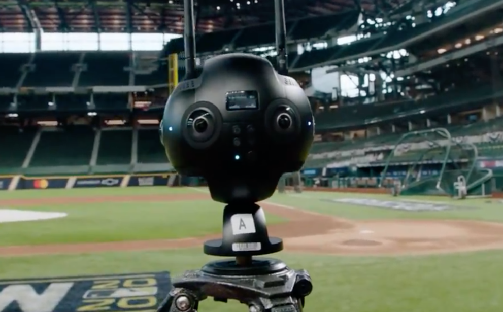 T-Mobile swings for 5G fences at World Series with FieldCams and BatterCams during batting practice
