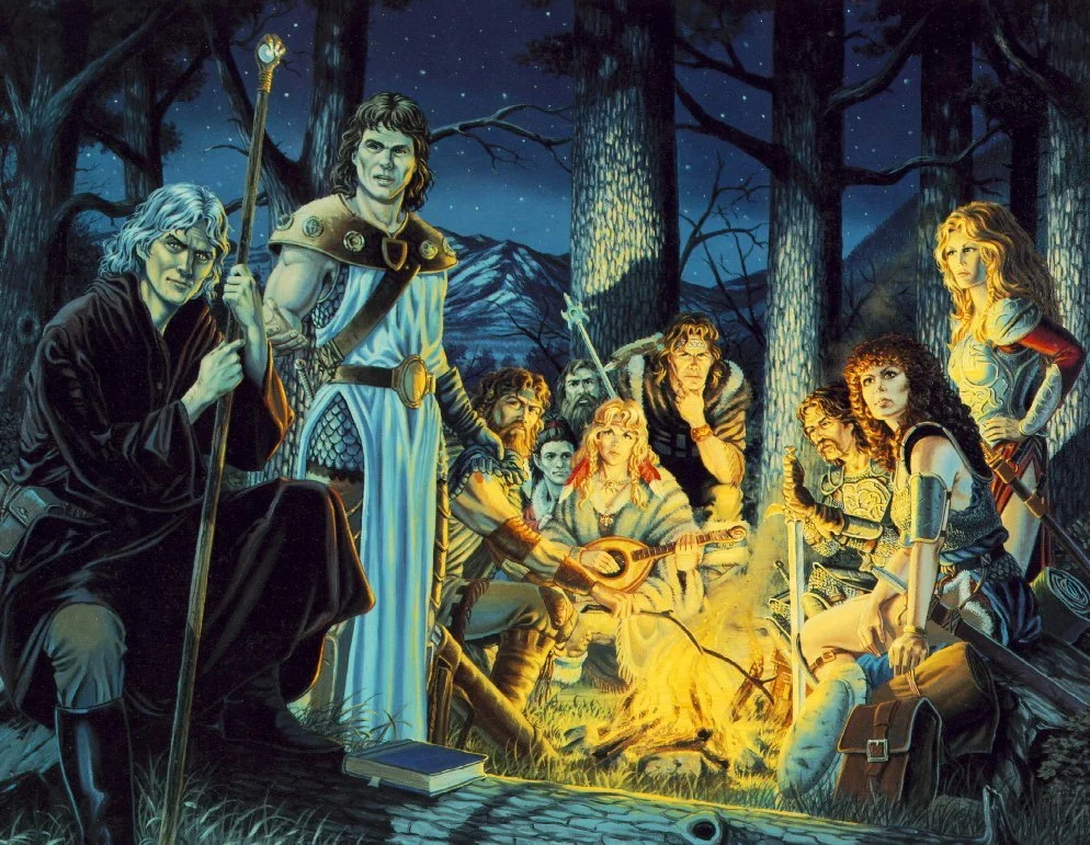 Image of article 'Wizards of the Coast in court: 'Dragonlance' authors file suit over rights to classic 'D&D' franchise'