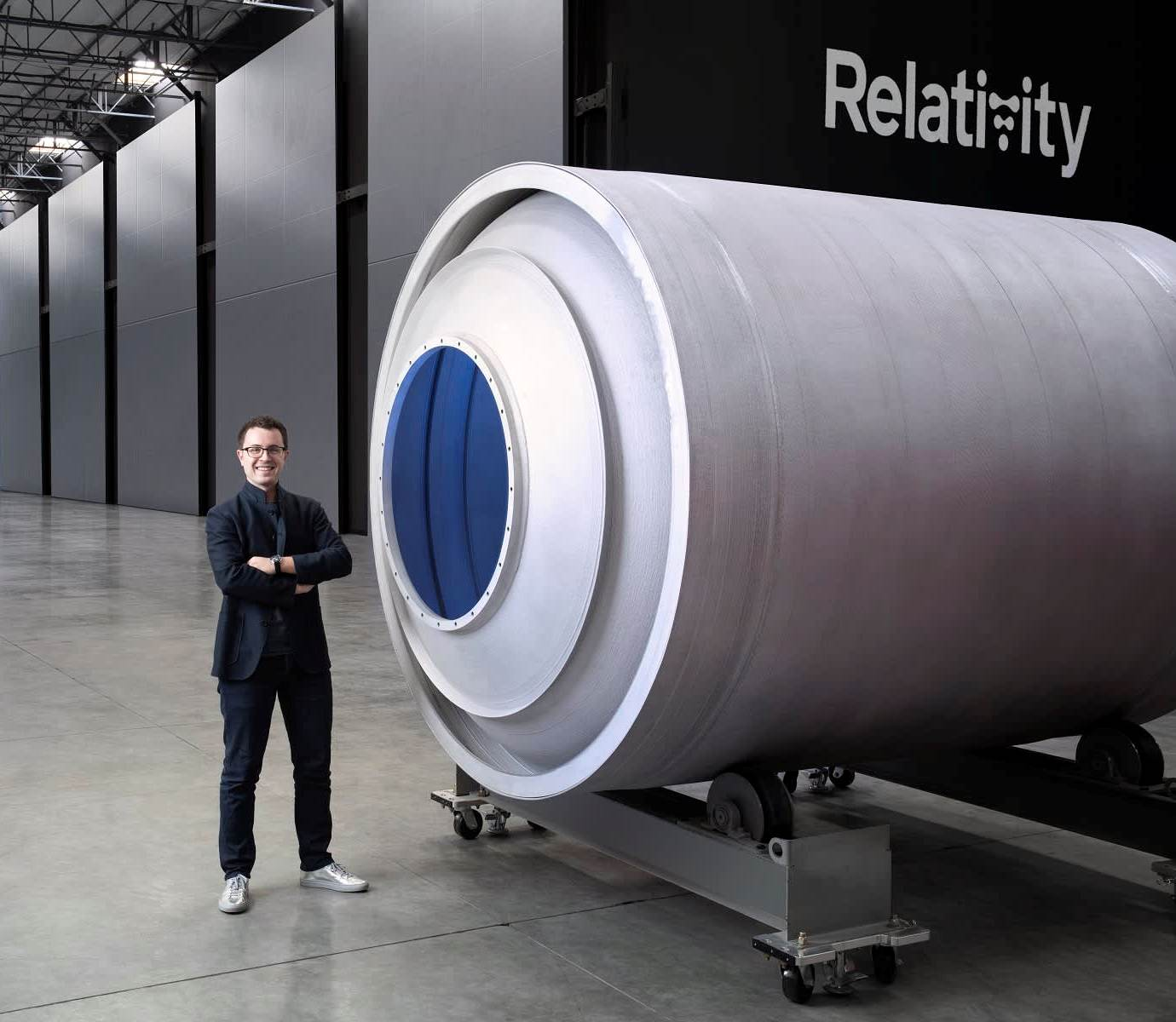 Relativity Space raises $500M to speed up plan to build and launch 3D-printed rockets
