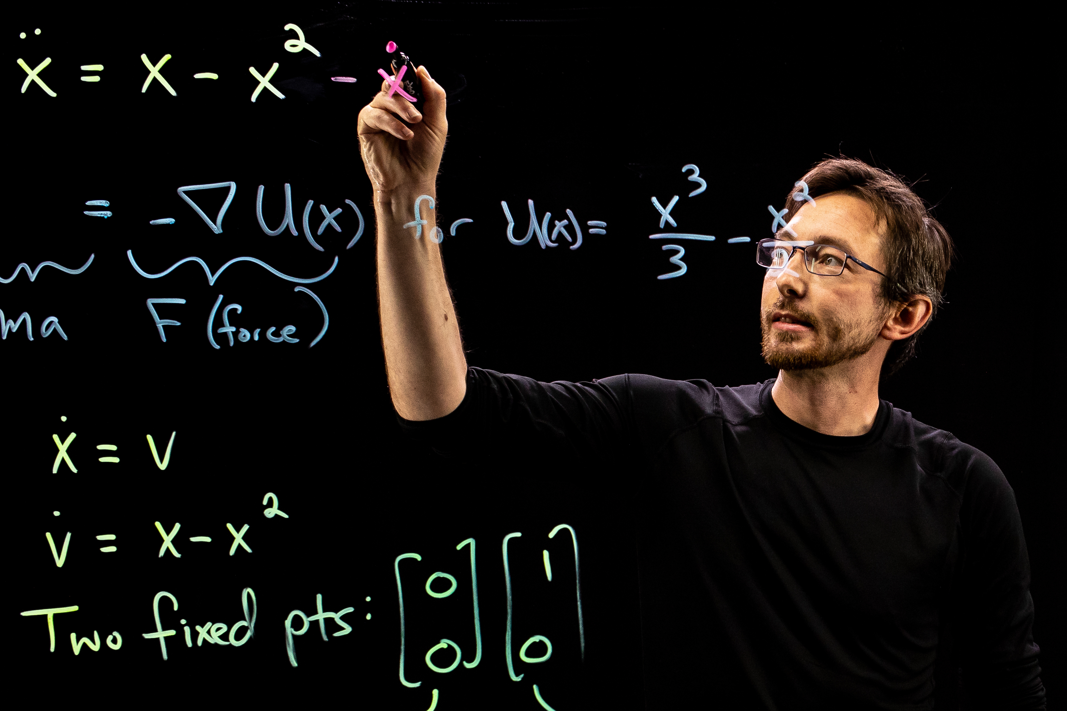 Do the math with Steve Brunton, a UW professor whose YouTube popularity keeps adding up
