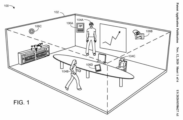 Microsoft patents tech to score meetings using body language, facial expressions, other data