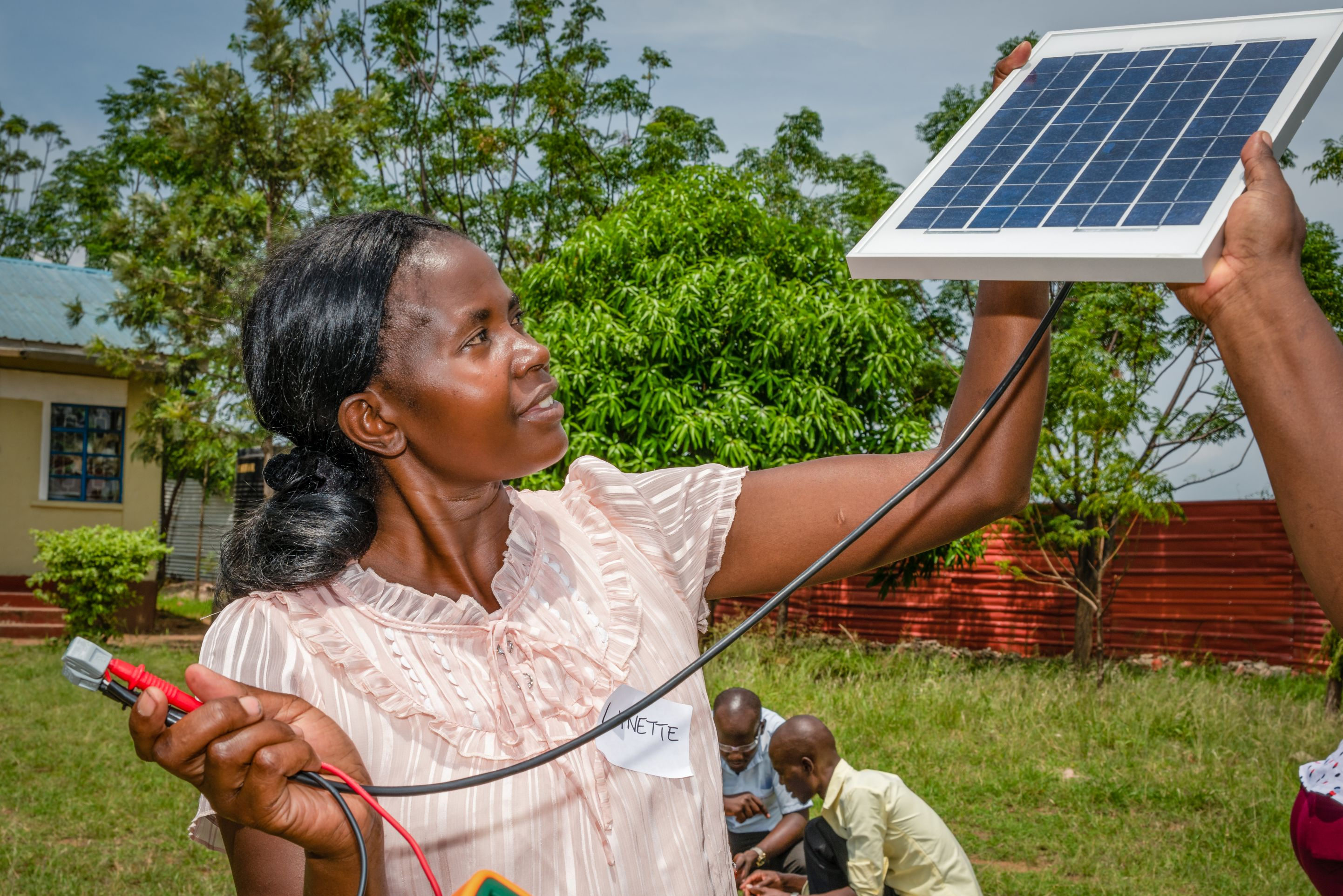 Solar power nonprofit goes digital to bring installation...