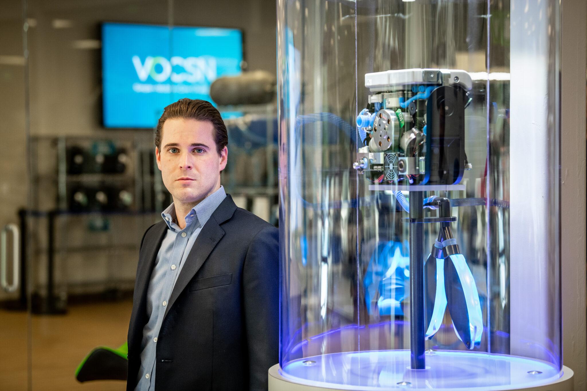 How culture and leadership helped ventilator maker Ventec...