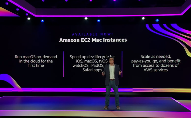 AWS unveils Mac instances for Amazon Elastic Compute Cloud