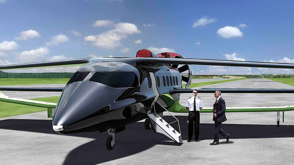 Image of article 'Electric aircraft motor company MagniX lands deal to power UK startup's planned 300-plane fleet'