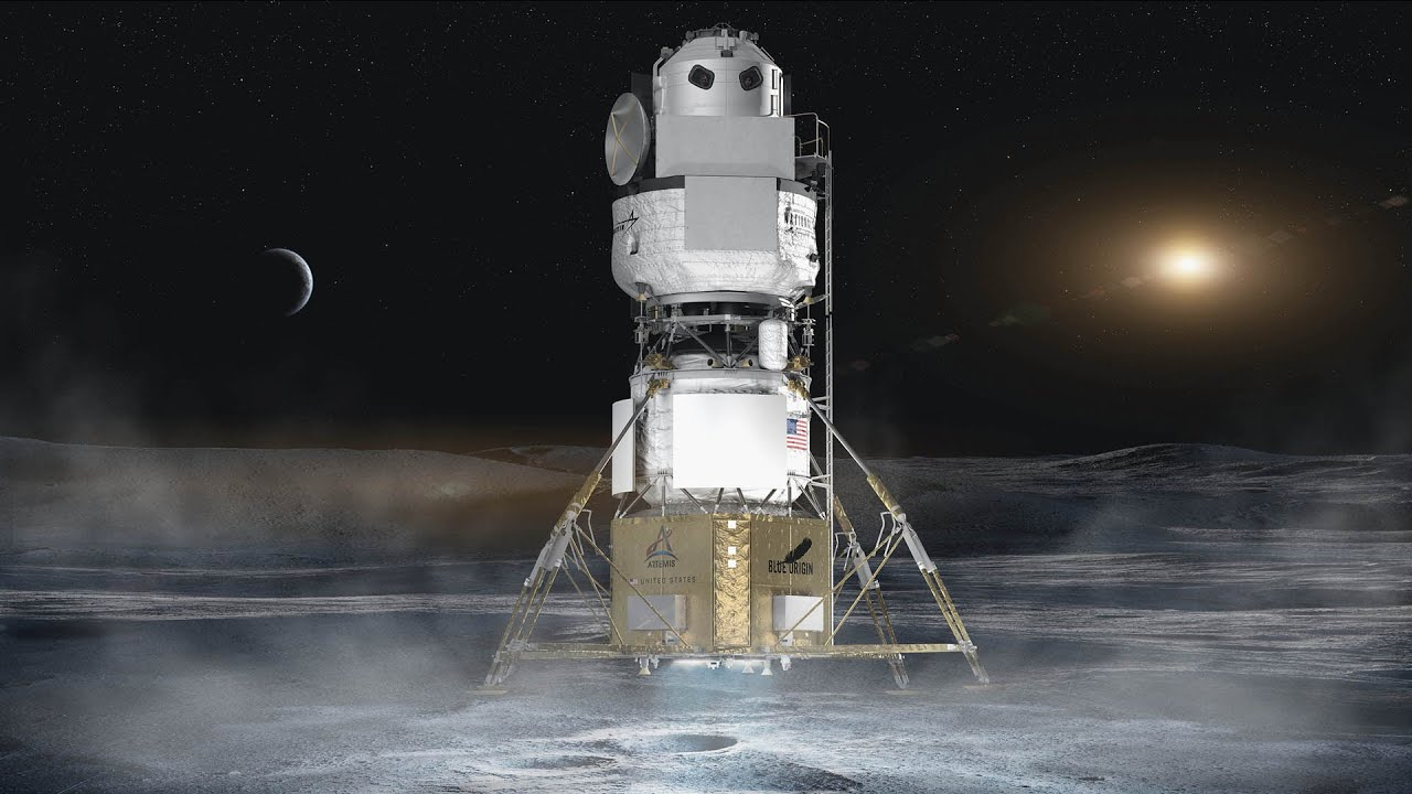 Jeff Bezos offers to cover $2B more in costs as part of NASA lunar lander deal