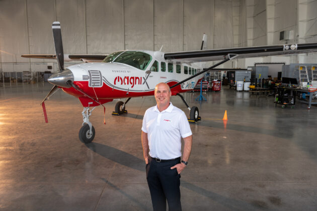 MagniX moves electric aircraft engine production to new 40K square-foot headquarters north of Seattle