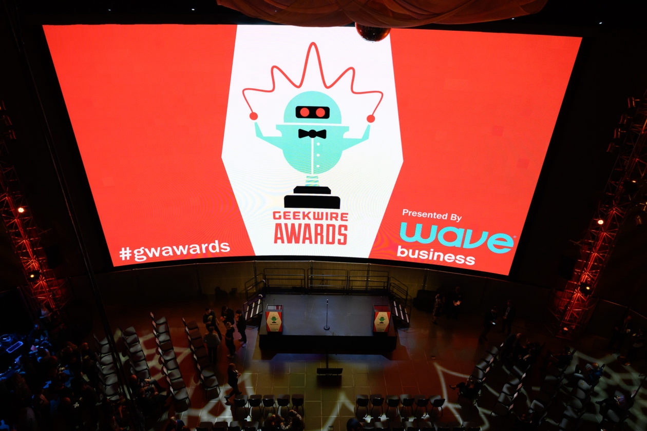 The GeekWire Awards return: Finalists announced, voting opens across 13 categories