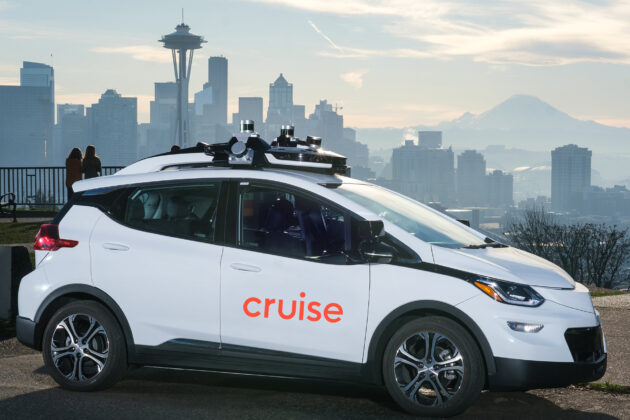 Microsoft joins $2B investment in Cruise to speed commercialization of self-driving vehicles