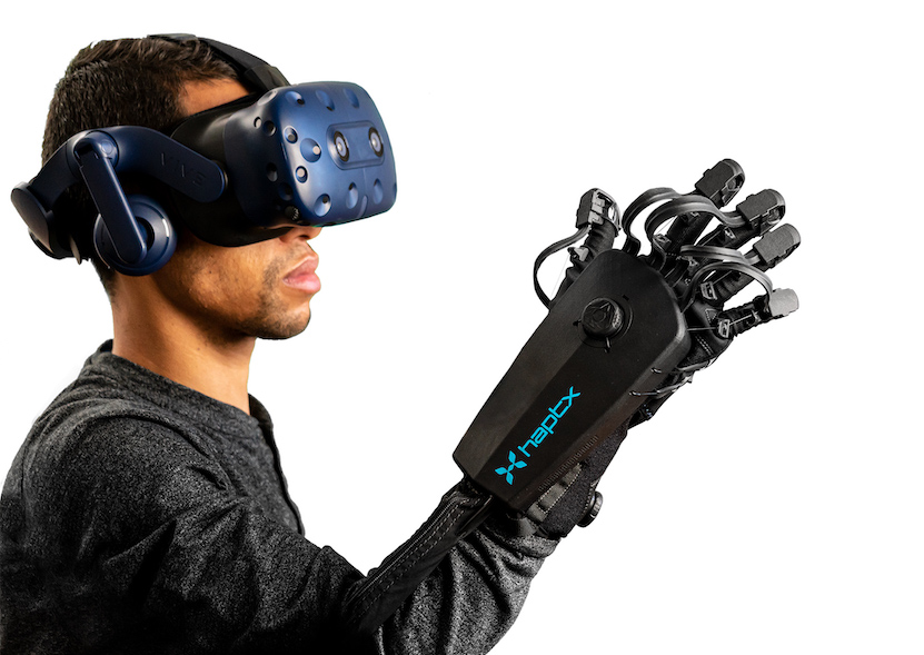 'Huge milestone' for HaptX as startup releases its gloves for true-contact VR and robotics experiences